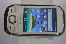 Samsung Galaxy Europa GT-I5500 - Chic White (Unlocked) Smartphone