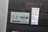 FRANCOBOLLI ITALIA REGNO NUOVI** MNH** (F81766)