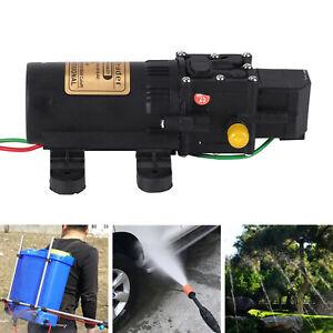 12V 5L/min For RV Caravan Boat Garden High Pressure Self Priming Water Pump