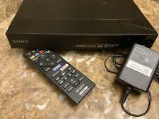 SONY BDP-BX-650 4K UHD UPSCALING BLU-RAY  3D PLAYER, FOR ULTRA HD TV, WIFI