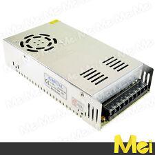 H015 alimentatore LED 24V 15A 360W trimmer striscia stabilizzato trasformatore