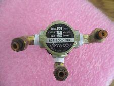 Taco Co. LTD Model: R31-200-0100 Pressure Regulator <