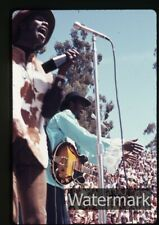 1968  Photo slide The Chambers Brothers in concert Berkeley CA #10