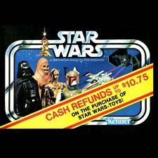 STAR WARS KENNER Theater Toy Rebate Book / Catalog 6 1979 Vintage Cash Refund