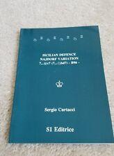Chess book: Sicilian Defence - Najdorf Variation 7...Qc7 (7...Nbd7) - B96