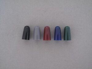 VINTAGE MONTBLANC 342 BLIND CAP NOS MINT BLACK, GREY, BURGUNDY, GREEN, BLUE