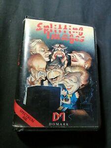 Splitting Images  - ZX Spectrum 48K/128K  Domark1986 Tested/Working