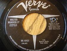 "WALTER WANDERLEY - SUMMER SAMBA / CALL ME   7"" VINYL"