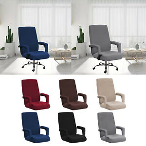 Stretch Office Chair Covers Computer Chair Universal Chair Cover Slipcovers