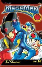 Megaman NT Warrior: Volume 10 (Paperback or Softback)