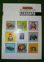 BREKINA  >> Standard-Programm 2004 <<   Topzustand   4 Seiten   D22
