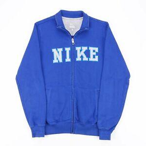 NIKE  Blue 00s Round Neck Sweatshirt Mens M