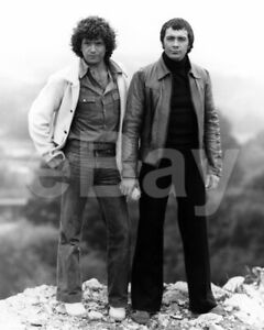 "The Professionals (TV) Lewis Collins ""Bodie"" Martin Shaw ""Doyle"" 10x8 Photo"