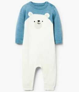 Gymboree Bear Outfit One-piece Baby Boys Size 3-6 months NEW with tags