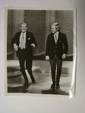 1972 Fred Astaire on ABC Dick Cavett TV Show Press Release Photograph