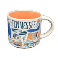 Starbucks Tennessee State Coffee Mug Cup Been There Series 14 Oz 2019