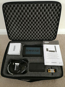 Shure BLX14UK/SM35-K3E Wireless Headset System with SM35 Condenser Mic