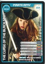 Doctor Who Monster Invasion Extreme Card #219 Pirate Amy