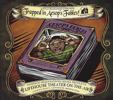 NEW Trapped in Aesop's Fables Audio CD Lifehouse Theater On The Air Theater