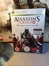 Sellado Assassins Creed 2 II Complete Edition Xbox 360 PAL Reino Unido