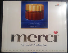 Storck Merci Chocolate Box 250g Assorted MILK Selection - UK Seller Top Quality