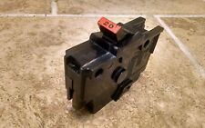 Federal Pacific Nc Thick 20 Amp Single 1 Pole Stab-Lok Breaker