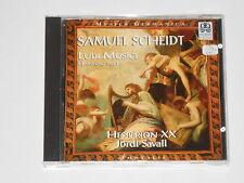 Hesperion XX Savall und Samuel Scheidt  - Ludi Musici CD