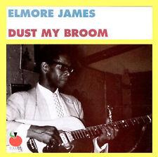 Elmore James - Dust My Broom (CD, 1991, Tomato)