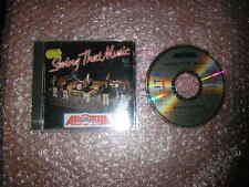 CD Jazz Allotria Jazz Band - Swing That Music (13 Song) TURICAPHON ELITE