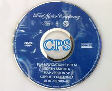 Genuine 2006 2007 2008 FORD Explorer Limited Eddie Bauer Navigation DVD Map CD