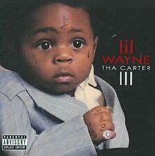 Lil Wayne - Tha Carter III (Parental Advisory, 2008) CD