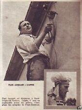 1939 - ST SULPICE DE FAVIERES ELECTRICIEN ACTEUR D174