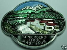 Zirlerberg Rasthaus Tirol stocknagel medallion G4991