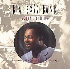 Lot of 3 band CDs: Big Band Sampler; Basie's Best + Big Boss Band, George Benson