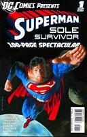 DC Comics Presents: Superman - Sole Survivor Comic Book