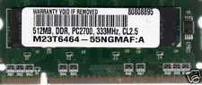 New 512mb HP LaserJet 5550 5550n/5550dn/5550dtn/5550hdn Printer DDR RAM Memory