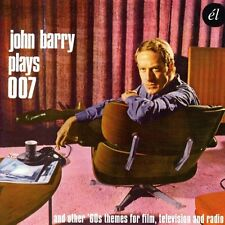 John Barry - John Barry Plays 007 & Other 60s Themes For Film [New CD] UK - Impo