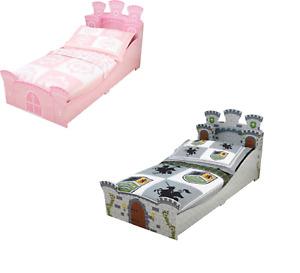 KidKraft Kinderbett 140 x 70 cm Ritter oder Prinzessin Bett Spielbett Kinder NEU