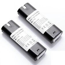 2X 1500mAh 7.2V Battery For MAKITA 7.2V Cordless Drill