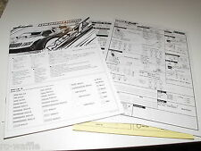 E-2014 MUGEN MBX-7T ECO TRUGGY INSTRUCTION MANUAL WITH TECH SHEETS