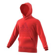 Vêtements et accessoires de fitness rouges coton adidas