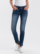 Jeans für große Frauen Straight Überlänge Längen 36 & 38 inch extra lang