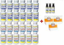 SALE -IvoryCaps(12X Glutathione & VitaminC Set + 3X Cream) + 3X Glutathione Soap