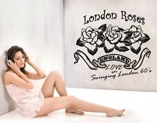 London Roses - Highest Quality Wall Decal Sticker