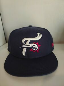 Reading Fighting Phils New Era Hat Size 7 1/2