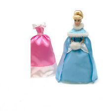 Disney Store Princess Cinderella Winter Boutique Wardrobe doll & Luxury dresses