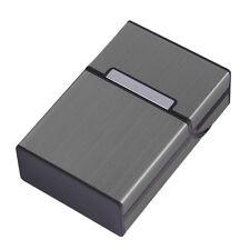 Light Aluminum Cigarette Cigar Case Pocket Box Container Storage Holder L2