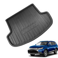Rear Trunk Tray Boot Liners Cargo Floors Mat For Mitsubishi Outlanders 2013-2017