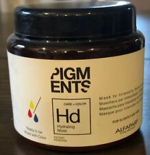 AlfaParf Pigments Hydrating Mask For Slightly Dry Hair ~ NEW!