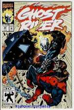 GHOST RIDER #24, NM+, Texeira, Death, Motorcycle, 1990, more GR in store